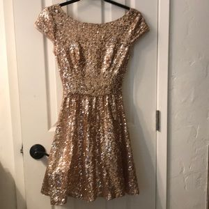 Dresses & Skirts - Sparkling, dress with lining inside .